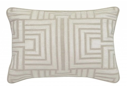 Soma Pillow 14x20 (Natural/Ivory)