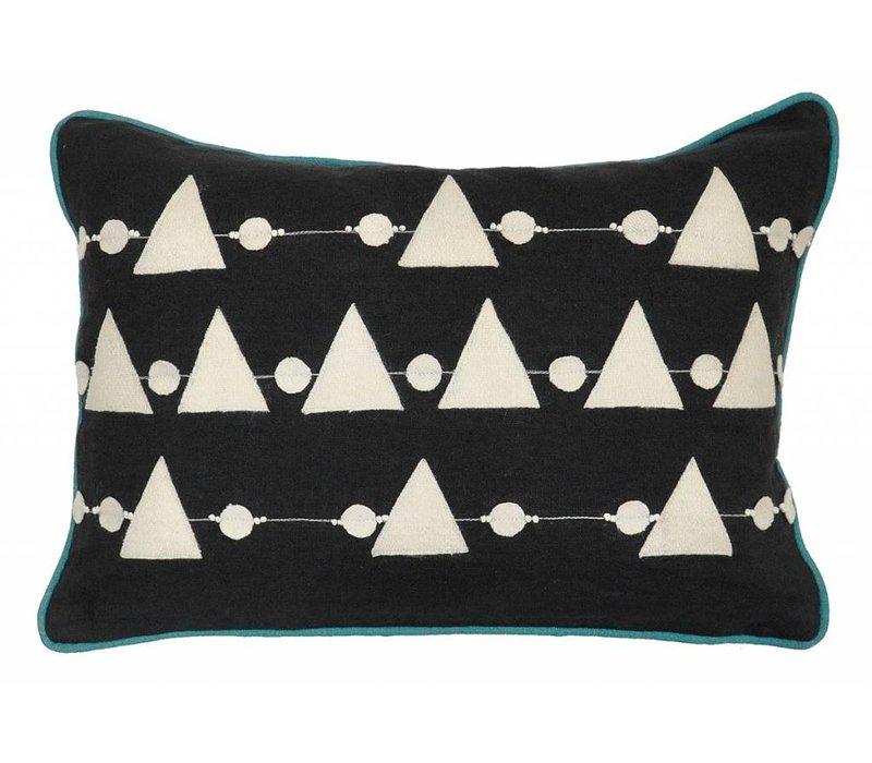 Kami Pyramid 14x20 Pillow