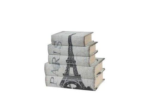 City Scape Storage Books
