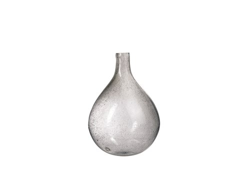 Vase in Bubble Glass Small