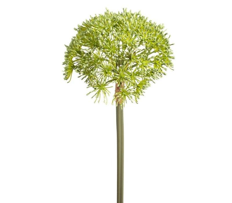 "Buddleia Bloom Stem Green 26"""