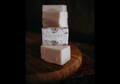 zingaro Basilica Goats Milk Soap