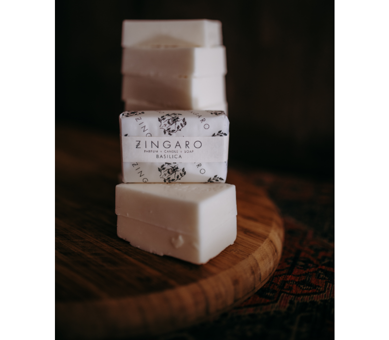 Basilica Goats Milk Soap