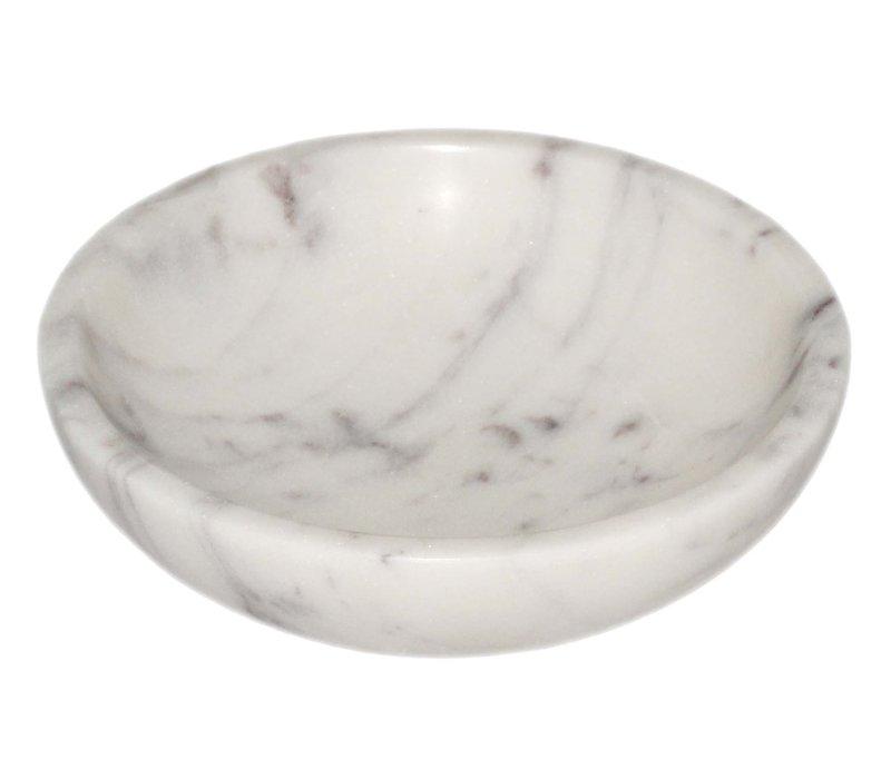 Marble Key Finger Bowl