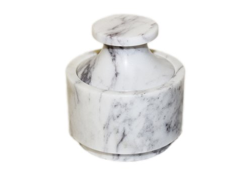 Cotton Box White Marble
