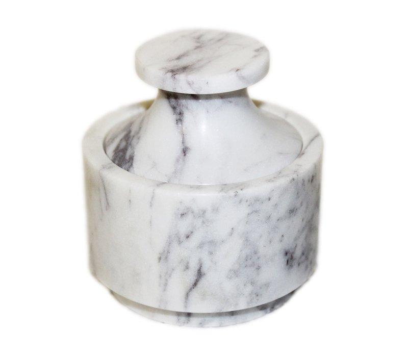 Cotton Box White Marble