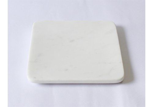 """Marble Platter Square 6x6"""""""