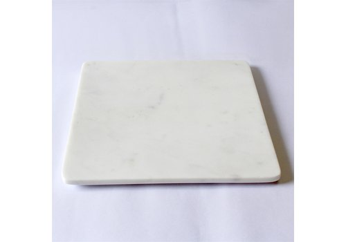 """Marble Platter Square 10x10"""""""