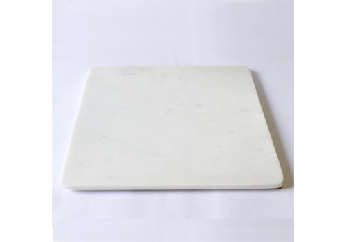 Marble Platter Square 12x12''