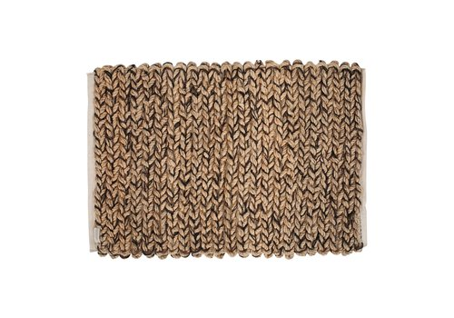 Jute & Cotton Busan Loop Rug