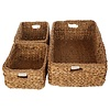 Palm Basail Basket Natural Large