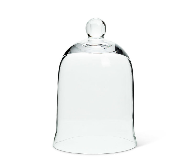 "Bell Shaped Cloche 6""H"