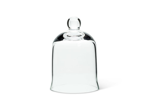 "Bell Shaped Cloche 5""H"