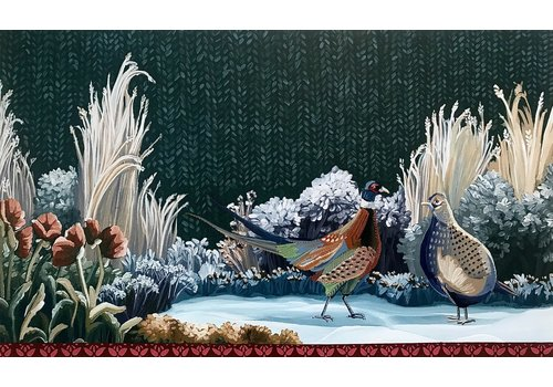 Local Calgary Artist Mckenna Prather  Pheasant Meet-Cute