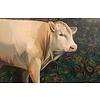 Local Calgary Artist Mckenna Prather Charlemagne Bull