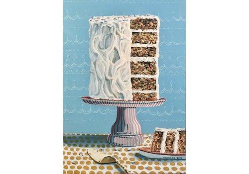 Local Calgary Artist Mckenna Prather Party Cake 18x36