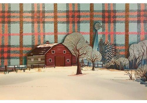 Local Calgary Artist Mckenna Prather Ethel's Farm
