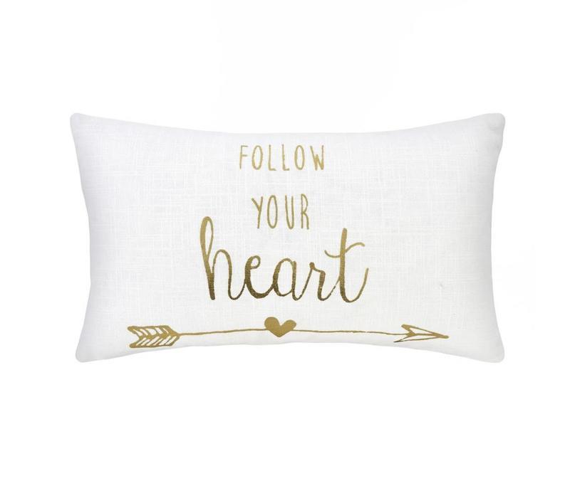 Follow Your Heart 21 x 12