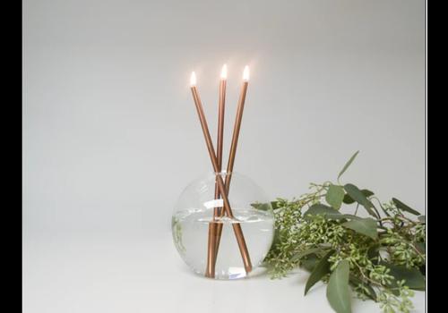 Everlasting Candle Champagne Set - Mother Vase
