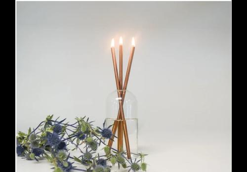 Everlasting Candle Champagne Set - Ayden Vase