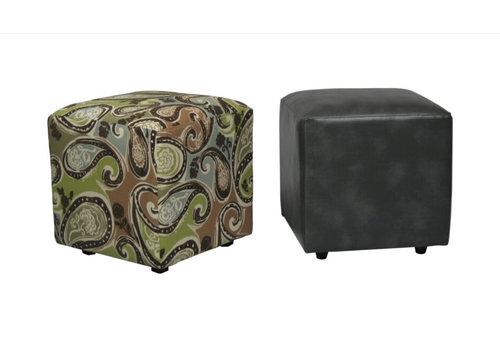 Asti Cube Ottoman