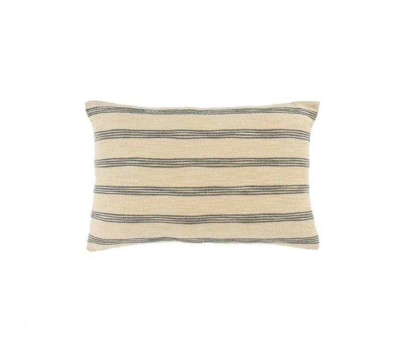 """Highlands Woven Pillow 16x24"""""""