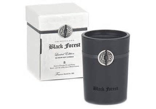 Black Forest Candle