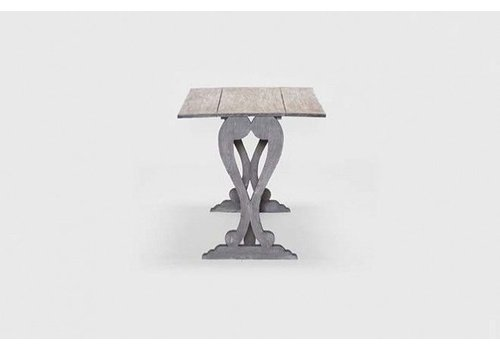 Nathalie Bi-Folding Table