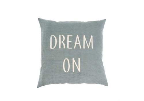 Dream on Cushion 20x20""