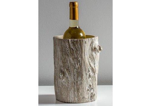 Alder Bark Vase & Chiller