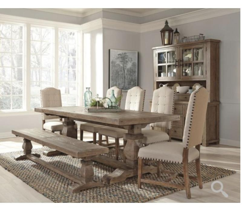 Caleb Dining Table 94""