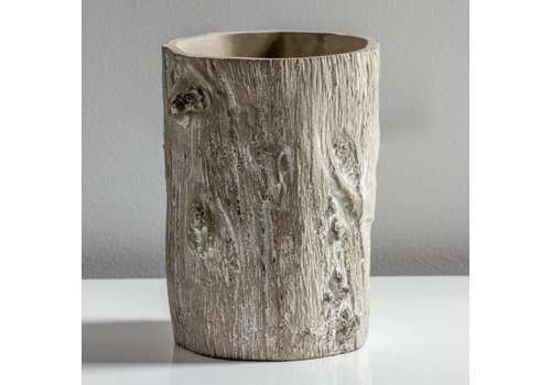 Alder Bark Vase or Chiller