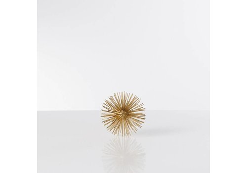 Spike Decor Sphere Small - Gold