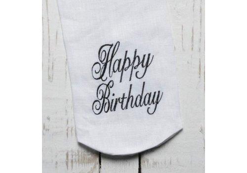 Happy Birthday Wine Bag