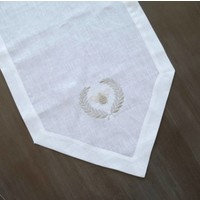 Bumble Bee Linen Table Runner