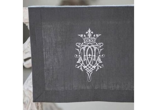 Royal Linen Table Runner