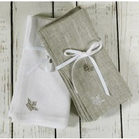 Crown Luncheonette Set (set of 4)