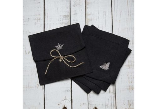 Bumble Bee Cocktail Napkin Set
