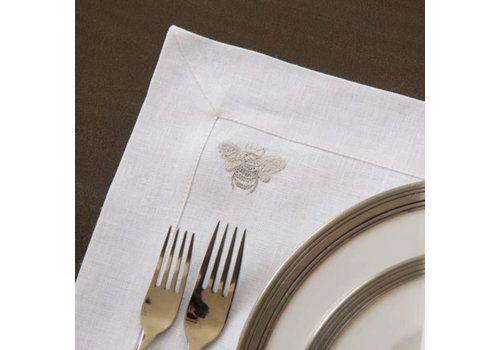 Bumble Bee Linen Placemat