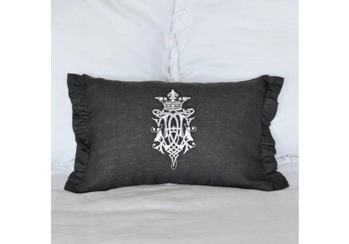 Royal Linen Pillow 12 x 18