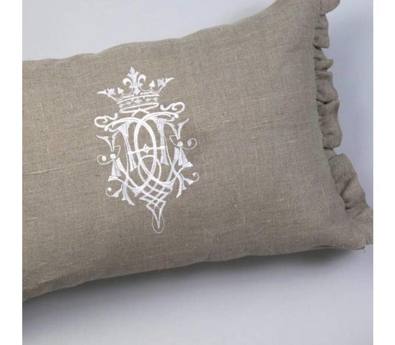 Royal Linen Pillow 12 x 18