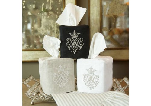 Crest Tissue Box