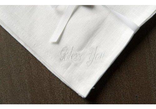 Bless You Handkerchief