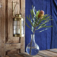 Caravan Brass Lantern - Small