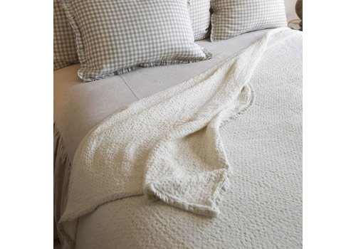 Throw Cozy Cream