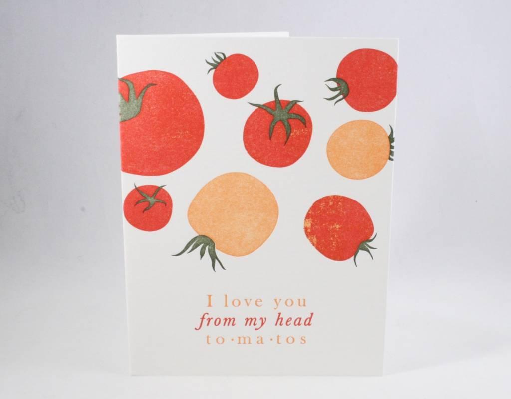 Farmwood Press Affection Cards | Farmwood Press