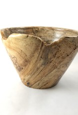 Mike Sellers Darlington Oak Wooden Bowl || Mike Sellers