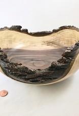 Mike Sellers Black Walnut Bowl || Mike Sellers