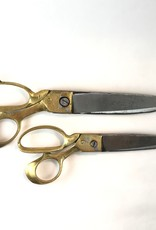 "Natural Habitat Brass 6"" Tailor Scissors 