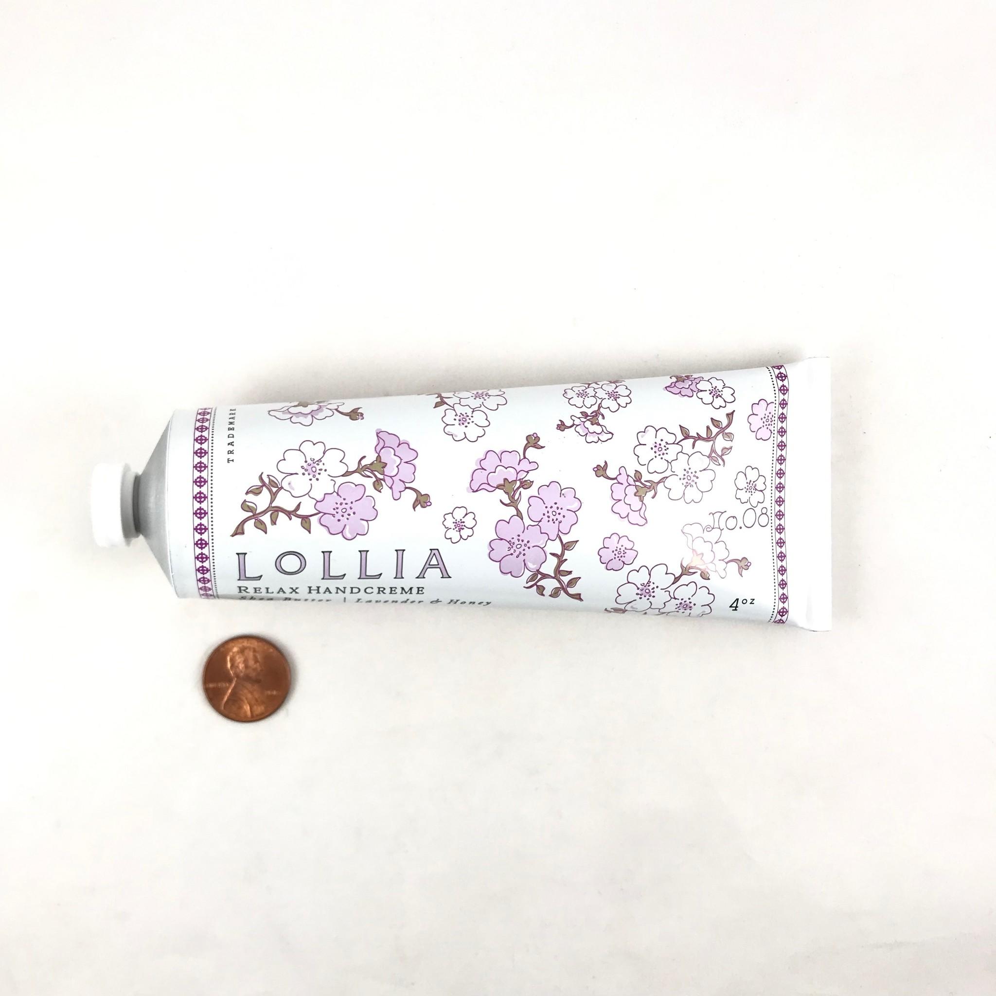 Lollia Large Relax Hand Cream | Lollia